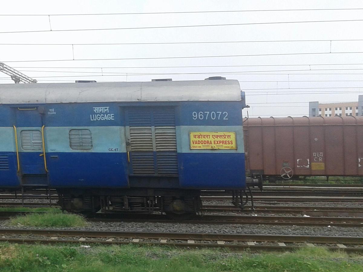 Mumbai Central - Vadodara SF Express/12927 Travel Forum - Railway Enquiry