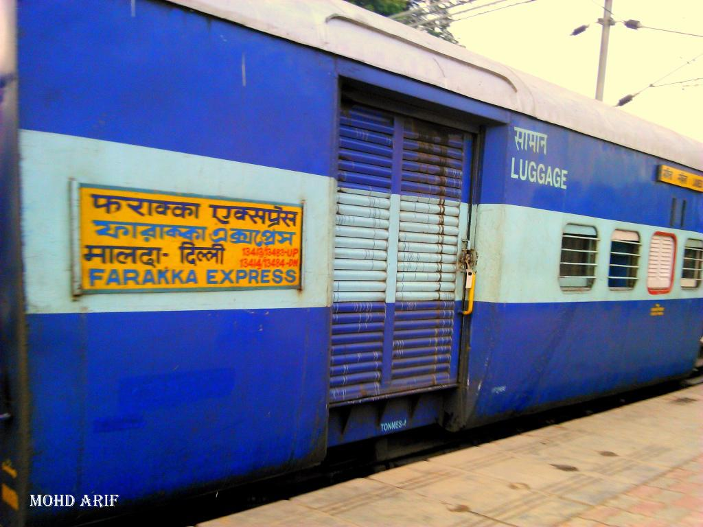 Farakka Express (via Faizabad) (PT)/13483 IRCTC Fare Enquiry - Railway  Enquiry