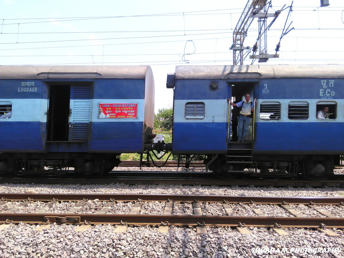 Image result for puri-durg express
