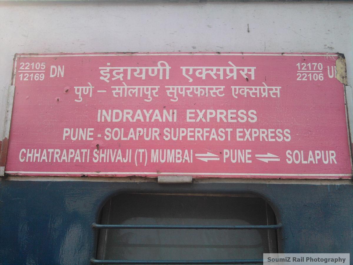 Pune To Solapur Train Time Table Pdf
