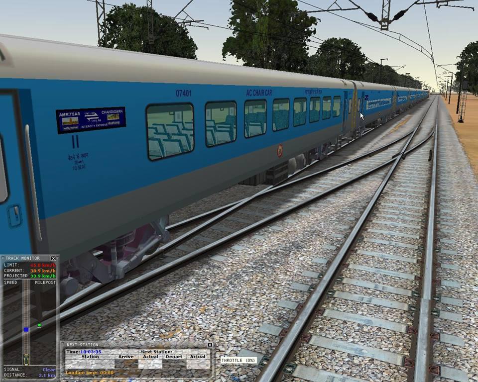 IRI Picture & Video Gallery - 9 - Railway Enquiry