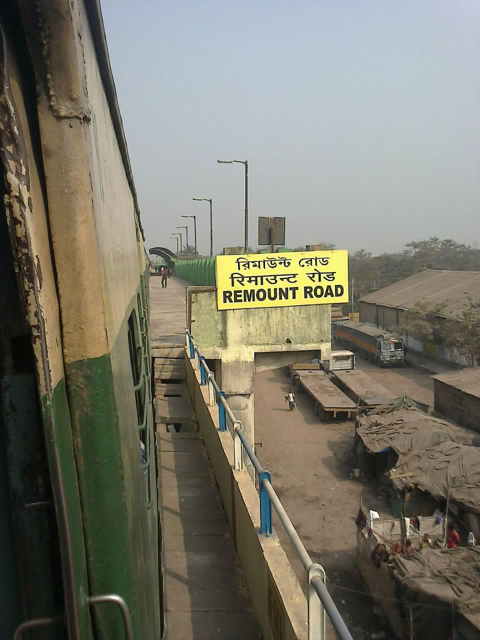Remount Road Railway Station Picture Video Gallery Railway Enquiry