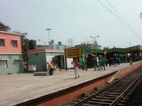 Barasat to Dum Dum Cantt : 78 Trains, Shortest Distance: 12 km