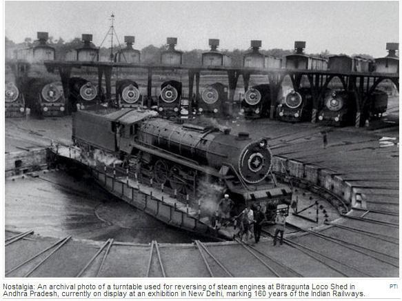 A peek into Indian Railways' 160 years of history - Railway Enquiry