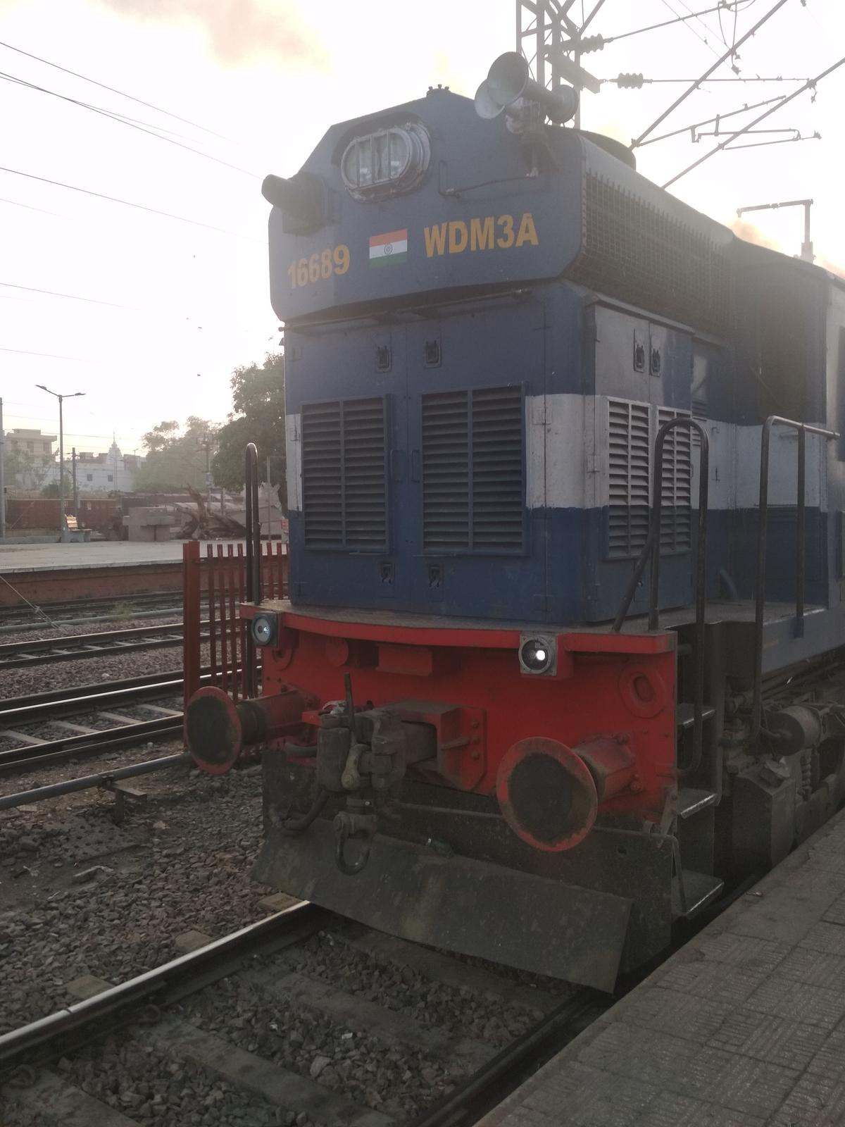 Chhapra - Delhi Summer Special/05101 Picture & Video Gallery