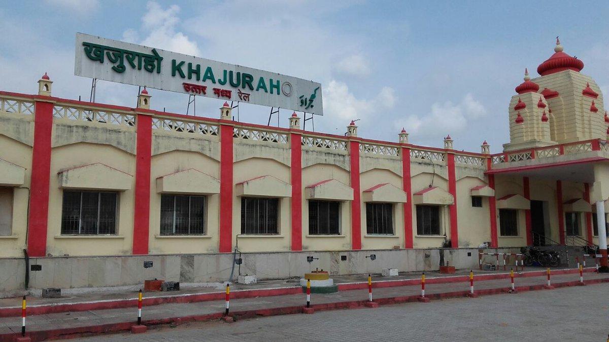 khajuraho to kanpur passenger