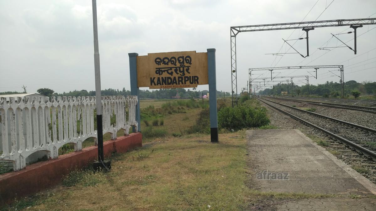 East coast railway khurda division tenders dating 1
