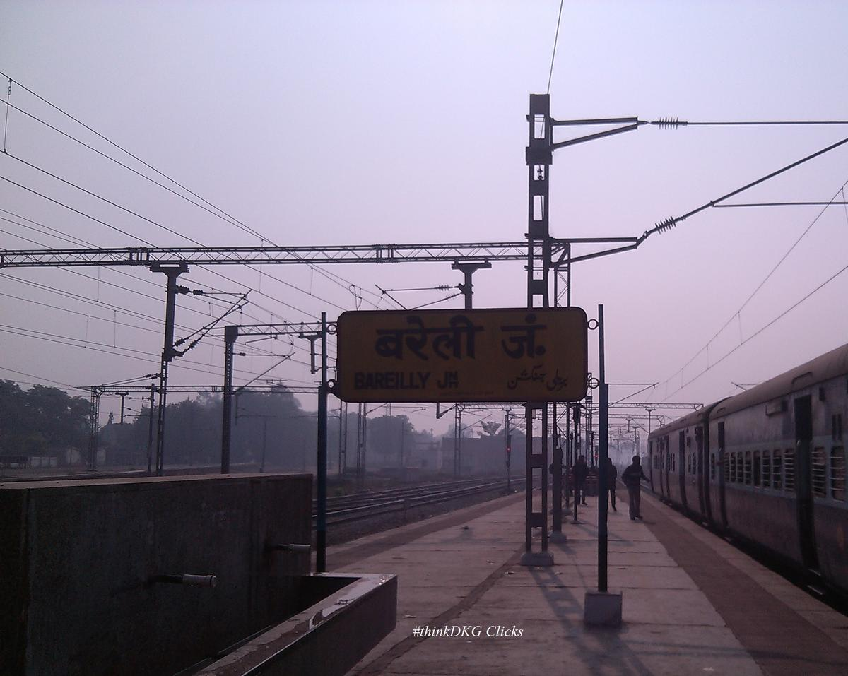Trains to Bareilly Station - 175 Arrivals NR/Northern Zone