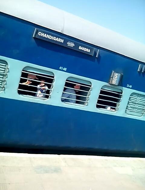 22452 train name