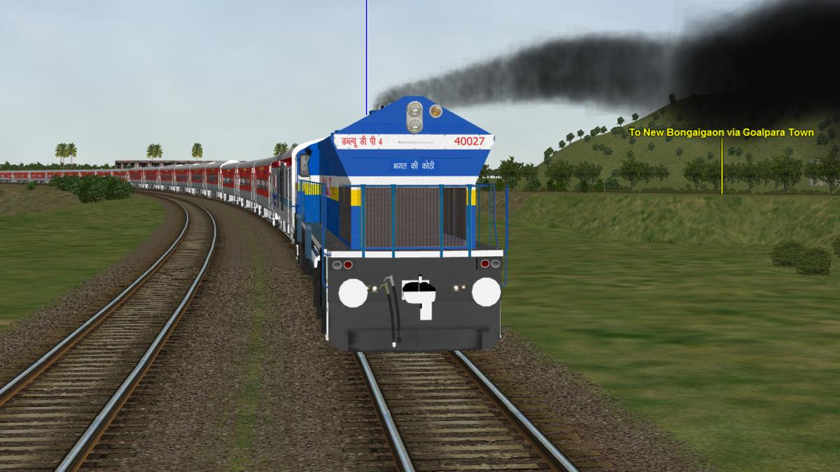 IRI Picture & Video Gallery - 1 - Railway Enquiry
