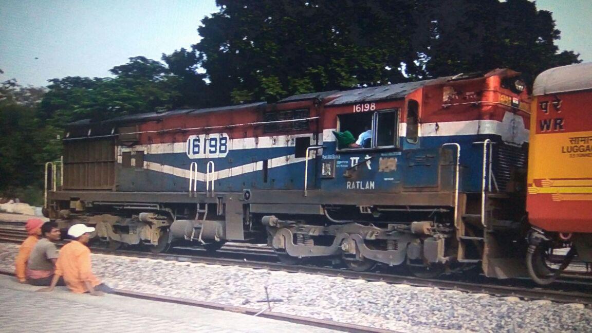 RTM/WDM-3A/16198 Locomotive - Railway Enquiry