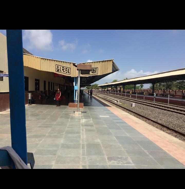 Dwarka Railway Station Picture Amp Video Gallery Railway