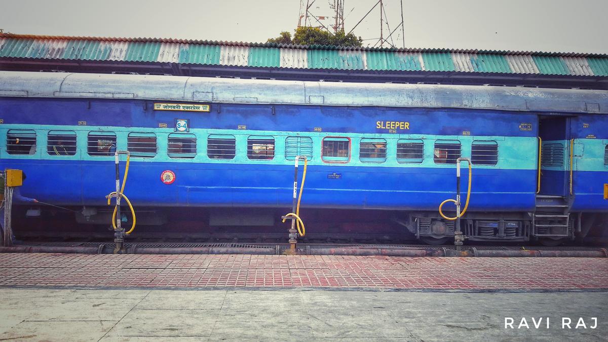 13159/Kolkata - Jogbani Express (PT) - Kolkata to Jogbani ER/Eastern