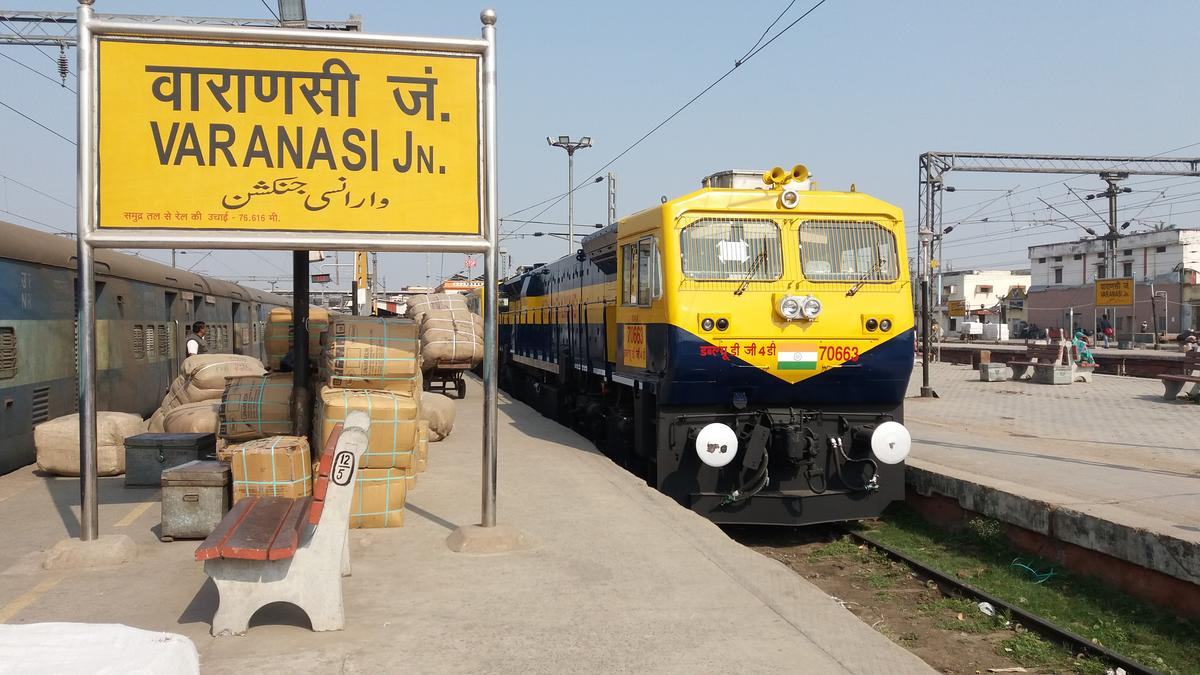 Image result for varanasi to agra train