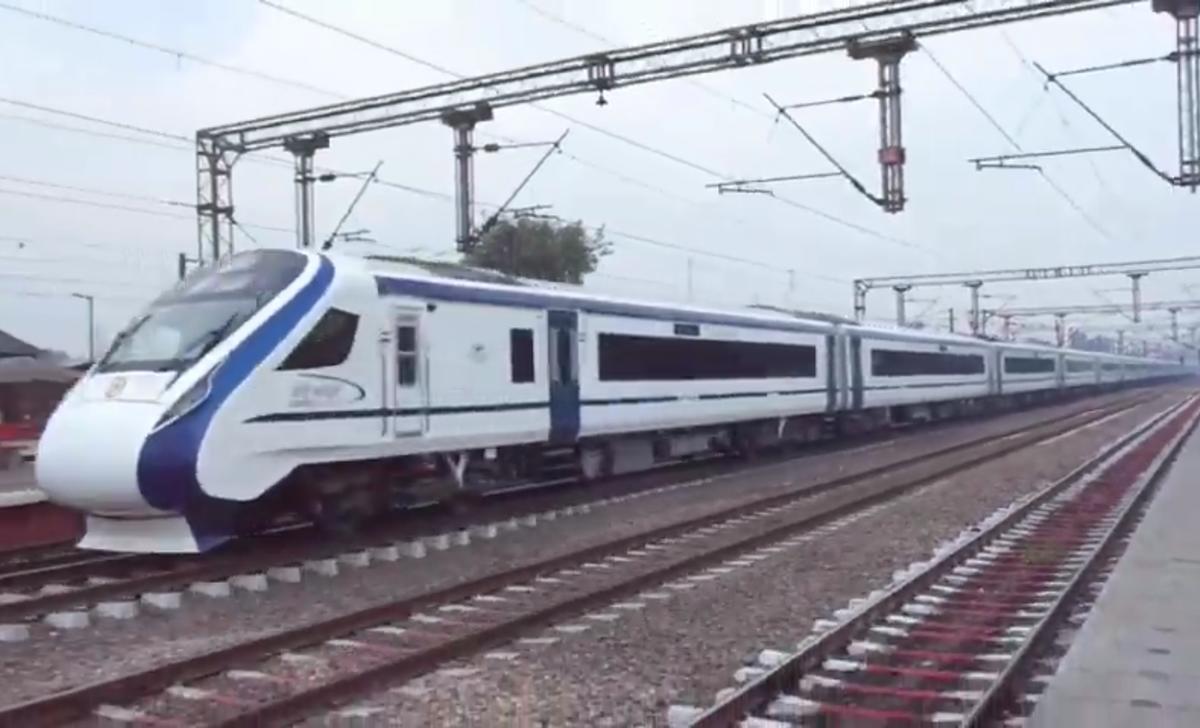 New Delhi - Varanasi Vande Bharat Express/22436 IRCTC Reservation