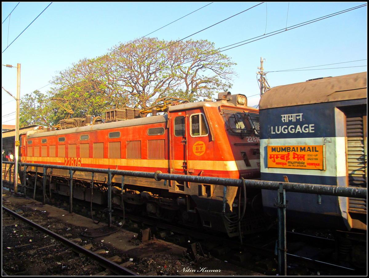 Mumbai CSMT - Howrah Mail (via Gaya) (PT)/12322 Picture & Video Gallery -  Railway Enquiry
