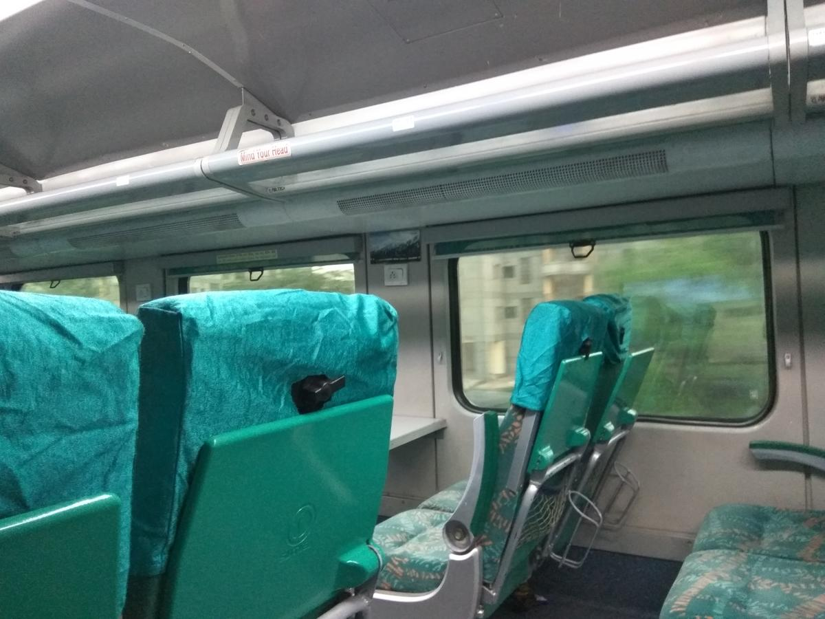 Jaipur-Delhi Sarai Rohilla AC Double Decker Express/12985 Travel Tips -  Railway Enquiry