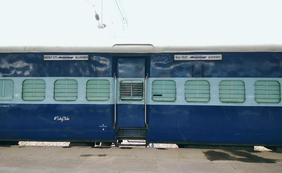 Sangam Express/14164 IRCTC Reservation/Availability Enquiry