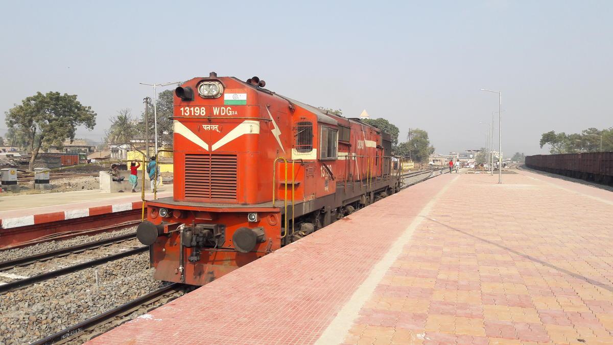PTRU/WDG-3A/13198 Locomotive - Railway Enquiry