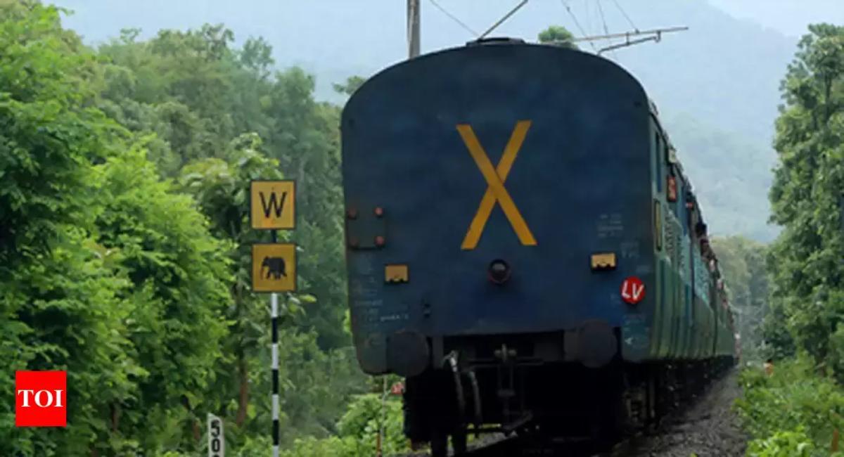 Kanniyakumari - Punalur Passenger (UnReserved)/56716 News