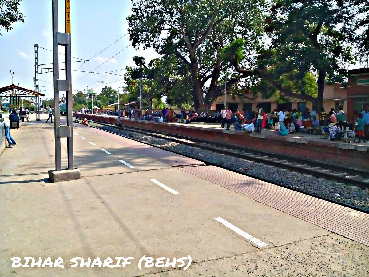 Bihar Sharif Railway Station Picture & Video Gallery - Railway Enquiry