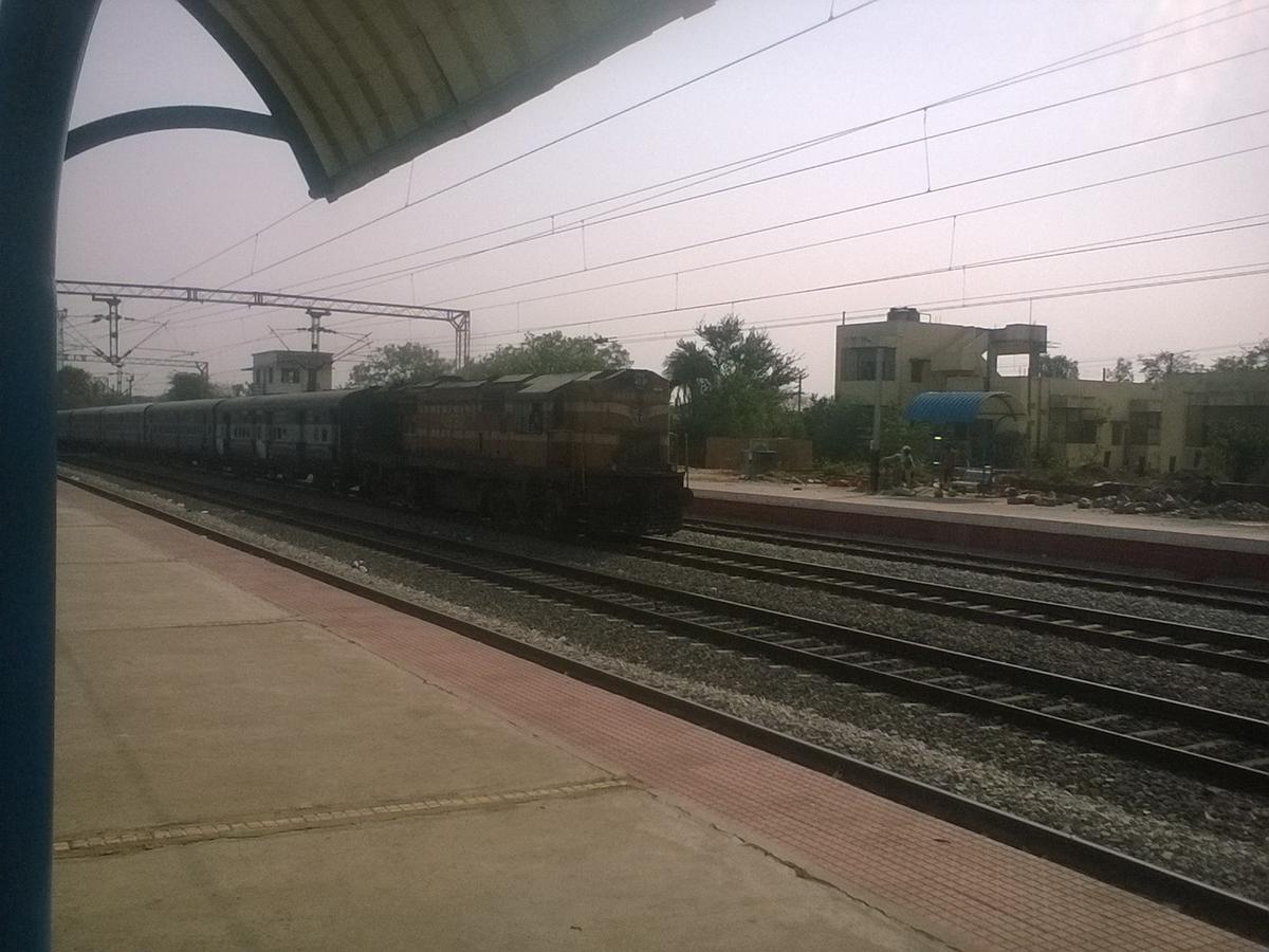 Icf Cabin Bhagyanagar Express 17234 Picture Amp Video Gallery