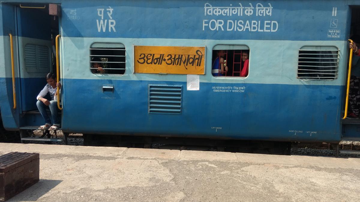 Amravati railway station time table pdf